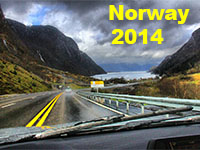 Norway Tour 2014: Bergen and Region
