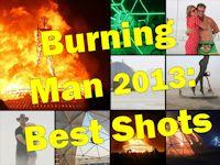 Burning Man 2013 - Best Photos