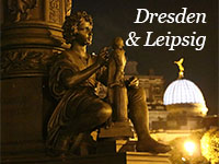 Dresden and Leipsig, Germany