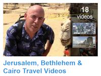 YouTube Playlist: Israel, Palestine and Egypt.